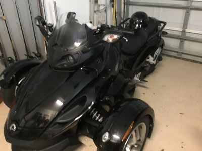2012 Can-Am SPYDER SM5