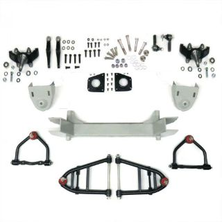 Buy Mustang II 2 IFS Front End kit for 1958 and earlier Chrysler fits Wilwood Brakes motorcycle in Portland, Oregon, United States, for US $639.95