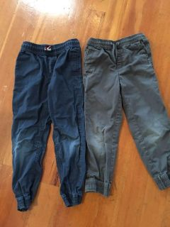 Guc boys pants ( Joe and George brand ) size S/6 asking $5 for the pair