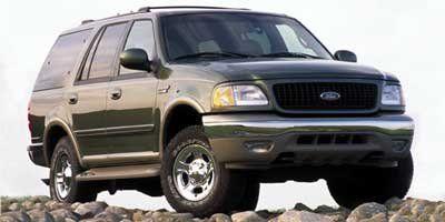 2002 Ford Expedition Eddie Bauer (White)