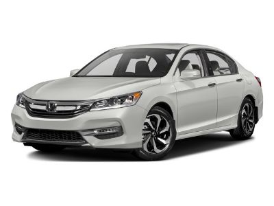 2016 Honda Accord EX-L V6 (Basque Red Pearl II)