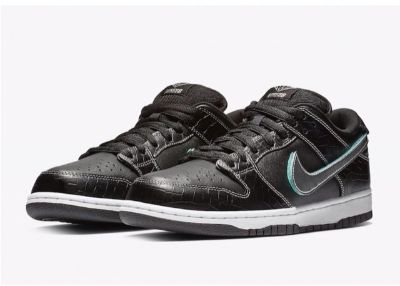 Nike SB Dunk Low Black Diamond Size 11.5 NIB