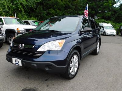 2008 Honda CR-V EX (Royal Blue Pearl)