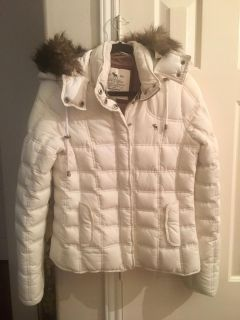 ABERCROMBIE FITCH PUFFER JACKET Small/Medium