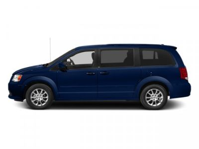 2013 Dodge Grand Caravan SXT (True Blue Pearl)