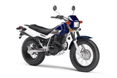 2017 Yamaha TW200 Dual Purpose Motorcycles Bristol, VA