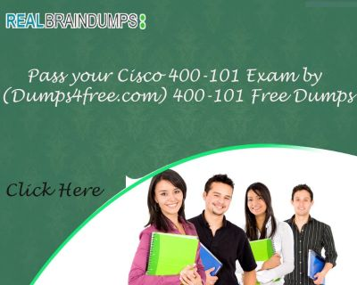 Get Latest Cisco 400-101 Free Questions Answers