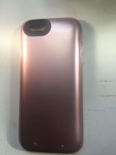 Mophie phone case for iPhone 6