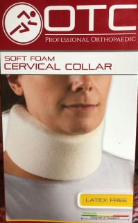 OTC Soft Foam Cervical Collar Small