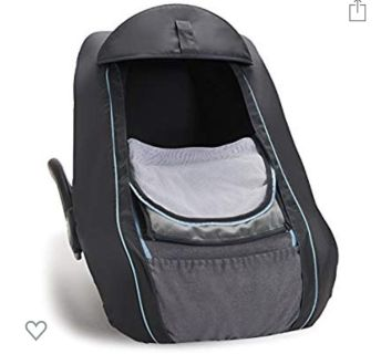All weather car seat cover. Only used for 3 weeks. Like new.