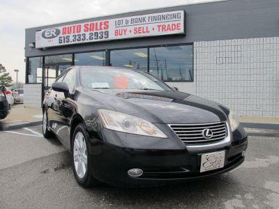 2008 Lexus ES 350 Base (Black)