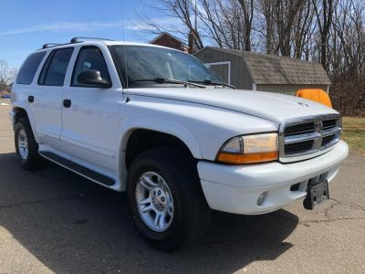 2003 Dodge Durango SLT (Bright White)