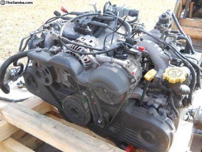 VW engine upgrade