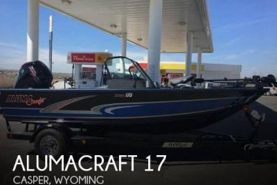 2016 Alumacraft Edge 175