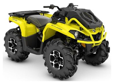2019 Can-Am Outlander X mr 570 ATV Utility Grantville, PA