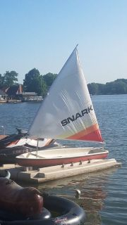 2008 Super Snark Sailboat
