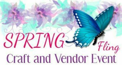 1st Annual Spring Fling Crafter & vendor Market