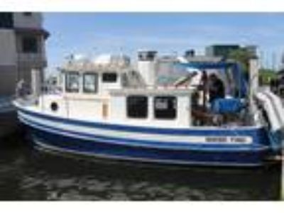 1984 Nordic Tugs 26 air cond
