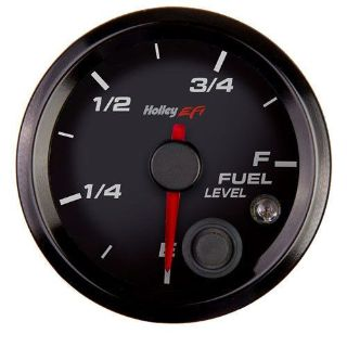 "Find Holley 553-133 EFI Fuel Level Gauge 2-1/16"" Fuel Level (Programmable) motorcycle in Delaware, Ohio, United States, for US $119.95"