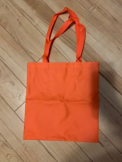 NEW Orange Tote