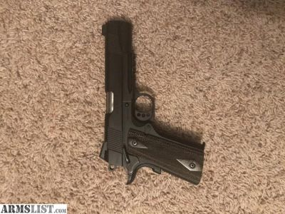 For Sale: Colt 1911 rail gun
