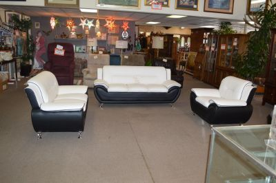 New Modern Sofa Love seat and chair