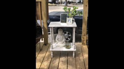 Side table entry table