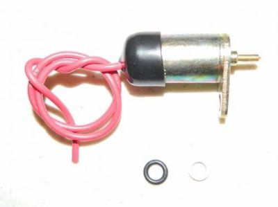 Sell New Honda Accord Fuel Shut Off Solenoid Holley Part Number 46-95 motorcycle in Howe, Texas, United States, for US $24.00