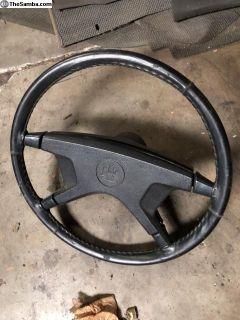 Super Beatle steering wheel 74-79