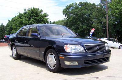 1999 Lexus LS 400 Base (Blue,Dark)