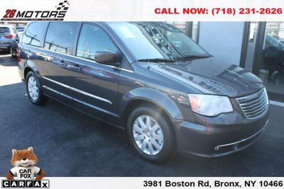2015 Chrysler Town & Country 4dr Wgn Touring (Gray)