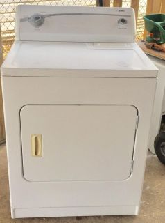 Kenmore electric dryer works excellent guaranteed