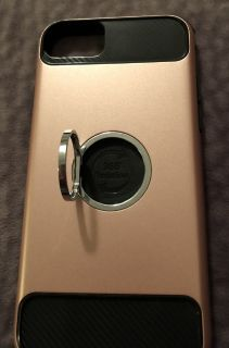iPhone 7S Rose Gold Case