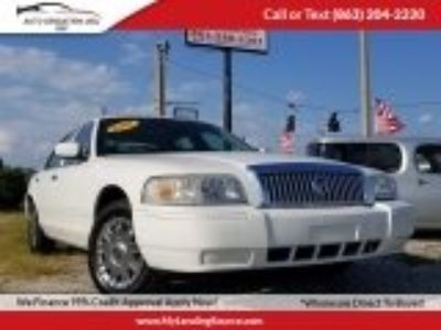 2007 Mercury Grand Marquis GS (White)