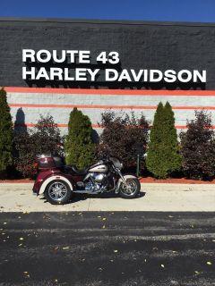 2018 Harley-Davidson Tri Glide Ultra Trikes Sheboygan, WI
