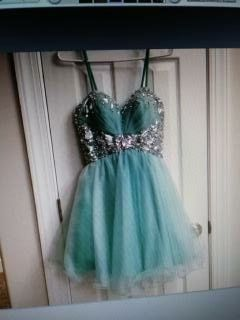 "PROM DRESS..Designed by ""ALEXIA"""