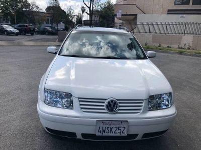 2002 Volkswagen Jetta GLS (White)