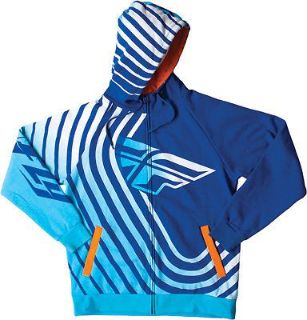 Find FLY Racing Sonar Hoody Blue/Navy motorcycle in Holland, Michigan, United States, for US $76.46