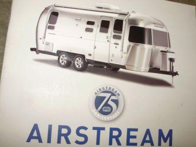 2007 Airstream Safari LS Special Edition 75th Anniversary