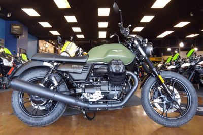 2017 Moto Guzzi V7 III Stone Standard/Naked Motorcycles Elk Grove, CA