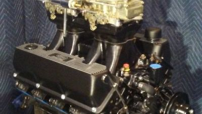 302 Boss engine fully rebuilt and documented.