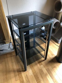 Home Theater Entertainment Rack