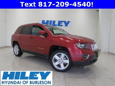 2014 Jeep Compass Latitude (Deep Cherry Red Crystal)