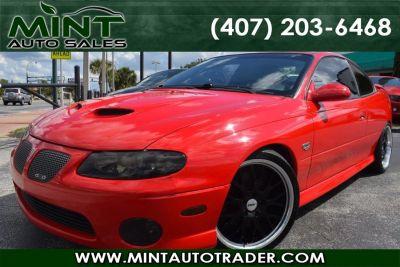 2006 Pontiac GTO Base (Torrid Red)