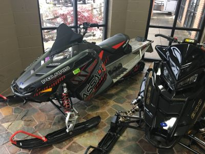 2014 Polaris 800 Switchback Assault 144 2.0 Trail Sport Snowmobiles Bedford Heights, OH