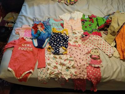 Baby girl clothes 12-24 month.
