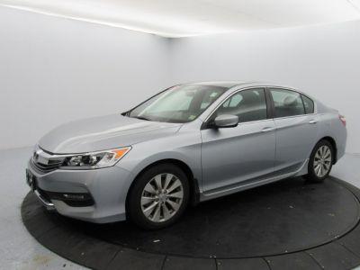 2017 Honda ACCORD SEDAN Sport SE CVT (Lunar Silver Metallic)