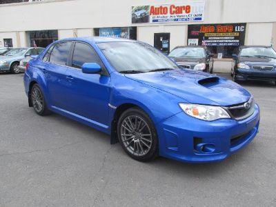 2014 Subaru Impreza WRX Base (Plasma Blue Silica)