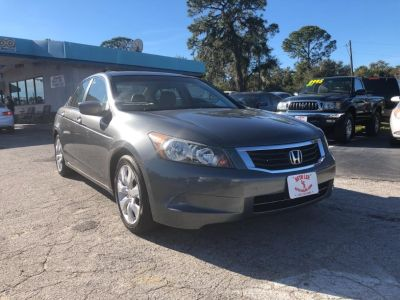 2010 Honda Accord EX-L (Gray)