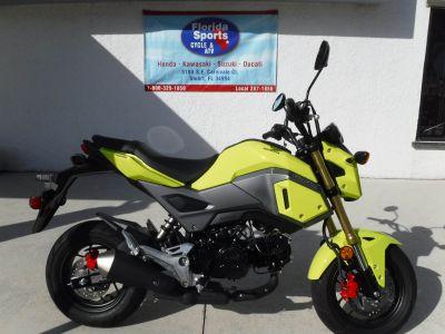 2017 Honda Grom Sport Motorcycles Stuart, FL